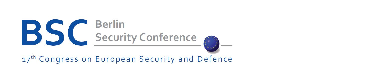Berlin Security Conference 2019