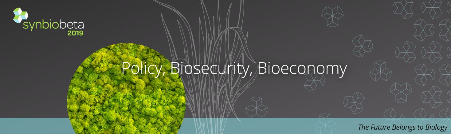 SynBioBeta 2019 -The Global Synthetic Biology Summit
