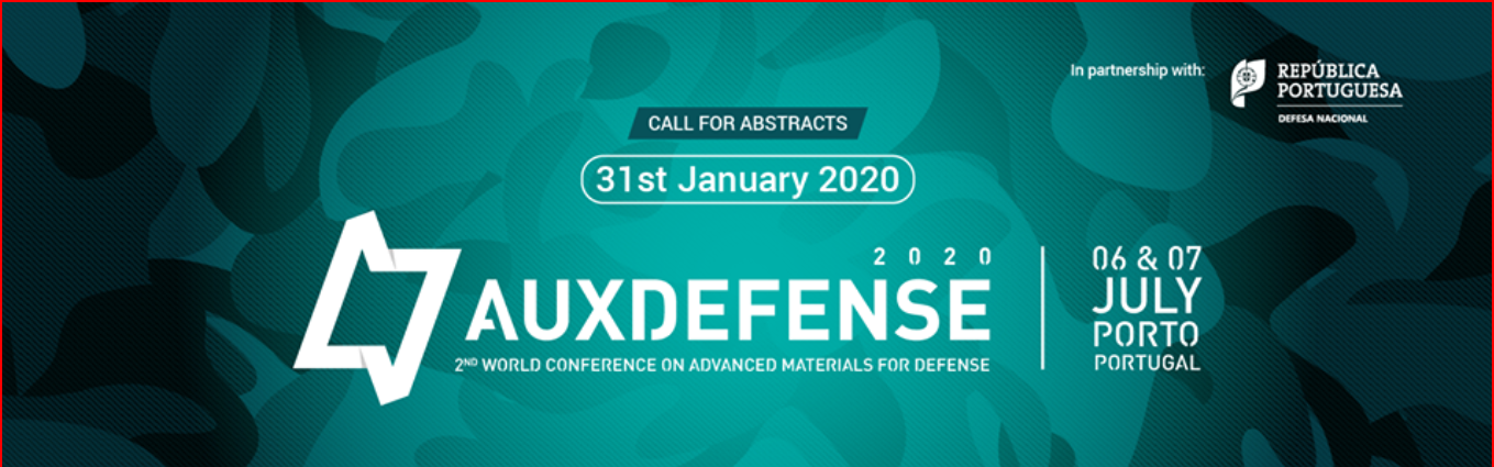 AuxDefense 2020 – World Conference on Advanced Materials for Defense