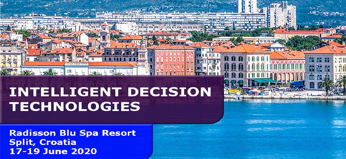 Intelligent Decisions Technologies (IDT) Conference 2020