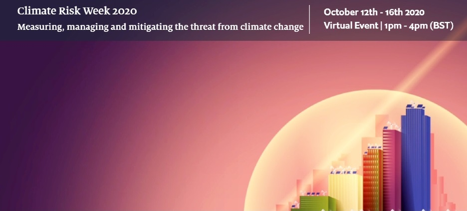 Climate Risk Virtual Week