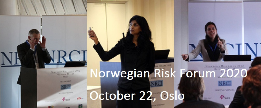 Norwegian Risk Forum 2020